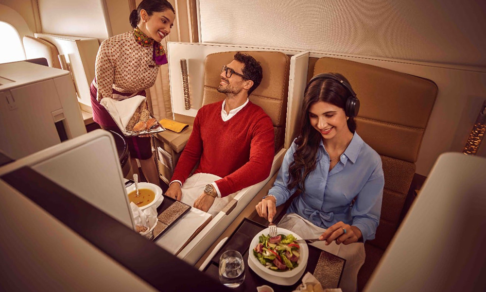 Business-First-Class-Meal-Tables-services-11